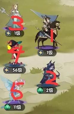 剑与远征新手怎么搭配阵容 剑与远征萌新英雄组队建议