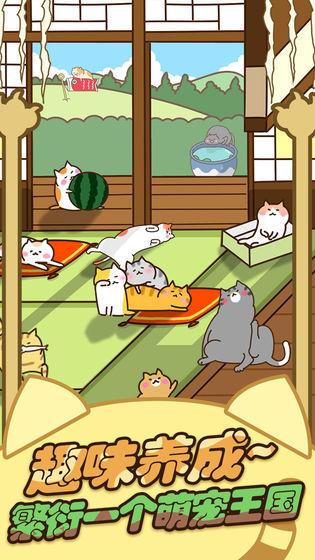 猫咪田园游戏