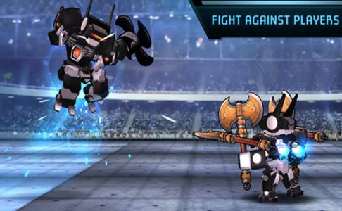 超级机器人战斗竞技场