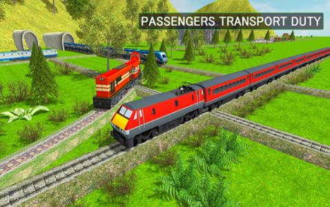 欧洲长途火车驾驶
