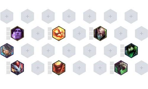 云顶之弈10.3炼狱剧毒游侠怎么玩 最强剧毒游侠阵容玩法攻略