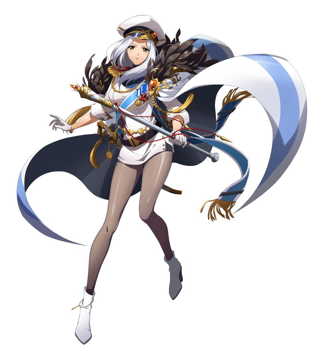 梦幻模拟战手游巅峰S4赛季限定皮肤介绍 塞蕾娜钢铁的英姿装扮一览