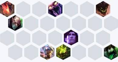 lol云顶之弈10.3全新s级阵容推荐 10.3剧毒水晶掠食者玩法详解