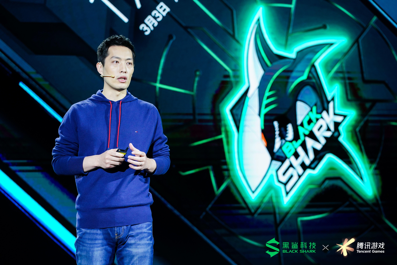 腾讯游戏深度定制 腾讯黑鲨游戏手机3系新品正式亮相
