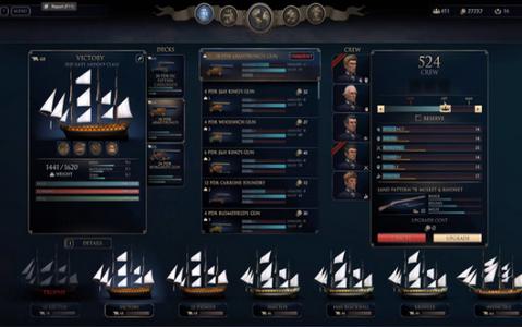 终极提督航海时代