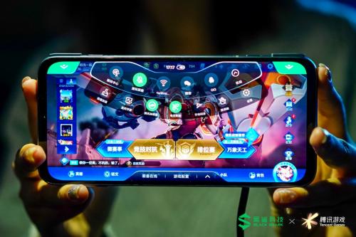 黑科技满满 详解黑鲨腾讯黑鲨游戏手机3上的创新技术