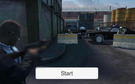 警察狙击手2020