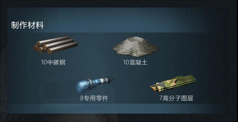 《明日之后》电弧突击步枪配方介绍