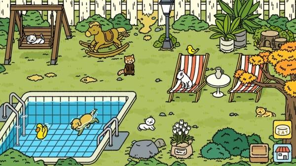 萌宠物语游戏