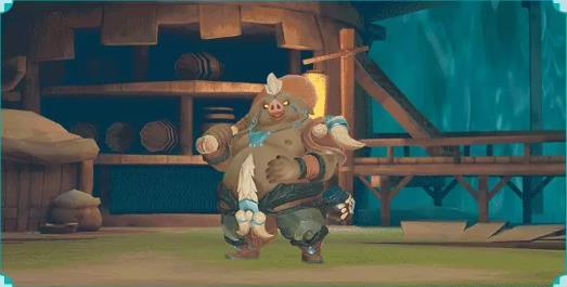 梦幻西游三维版云栈洞首领猪刚蹄打法攻略 猪刚蹄技能介绍