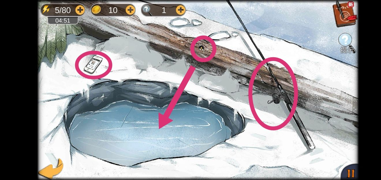 头号侦探社8雪怪迷踪线索攻略大全