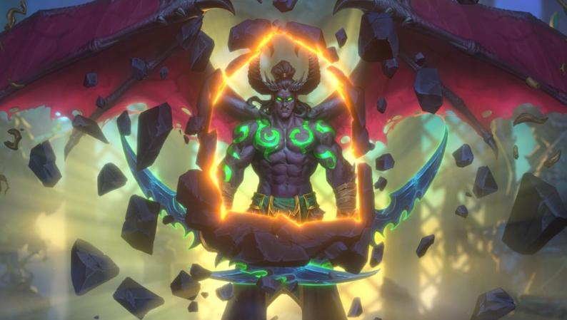 爐石傳說惡魔獵手職業怎麼解鎖 惡魔獵手職業解鎖方法