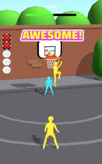 人类篮球王