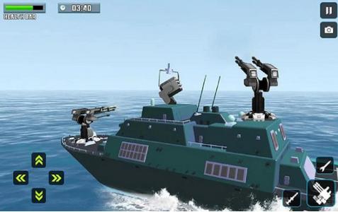 战舰指令官