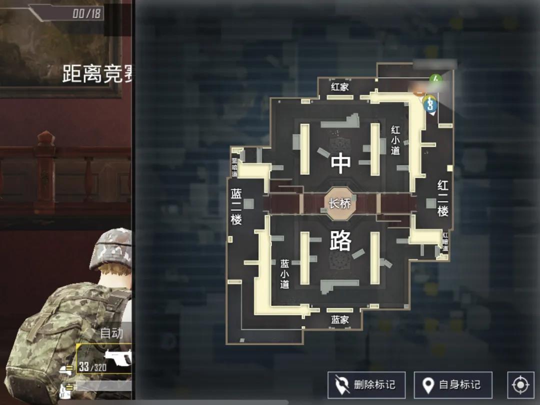 和平精英室内地图攻略 室内地图玩法指南