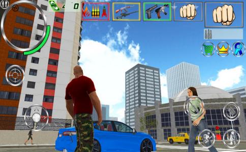 真实城市英雄模拟