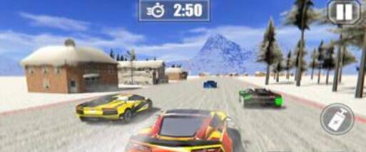 雪地赛车2020