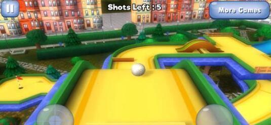 高尔夫3D星城