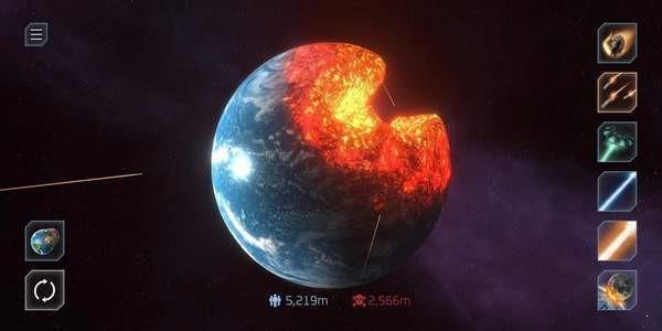 毁灭星球模拟器