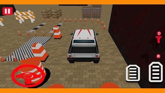 普拉多停车挑战赛 模拟经营