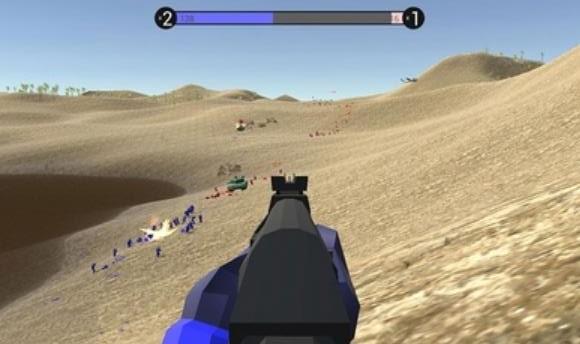 红蓝战地模拟器