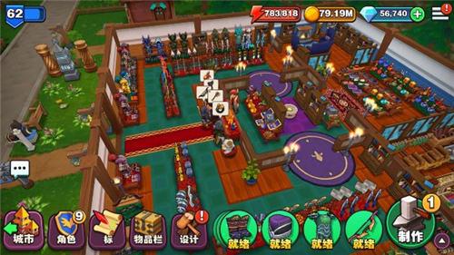 屡获殊荣的模拟经营角色扮演游戏《传奇商店》现已登陆Steam平台