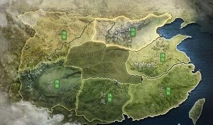 三国志战略版PK赛季落州到哪里好 落州位置推荐