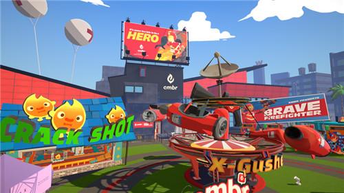 多人合作共享消防模拟游戏《灭火先锋》于今日登陆Steam