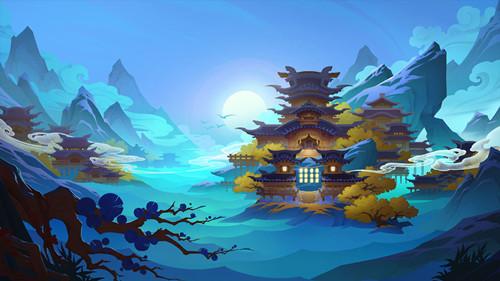 剑网3结庐在江湖