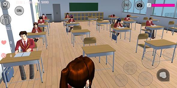 樱花校园模拟器新版