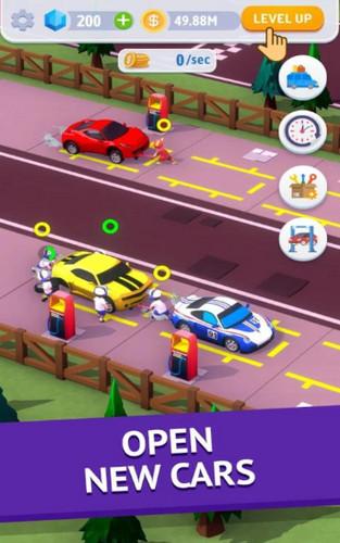 汽车修理站游戏