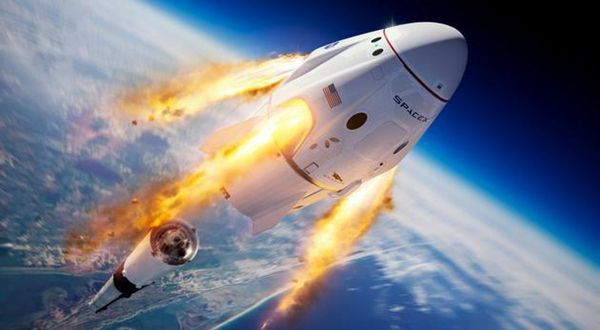 spaceX模拟器