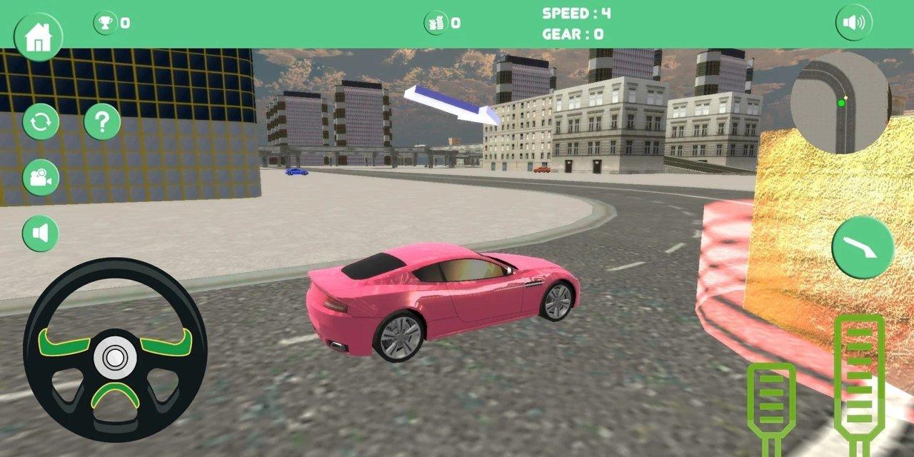 真正的汽车驾驶3