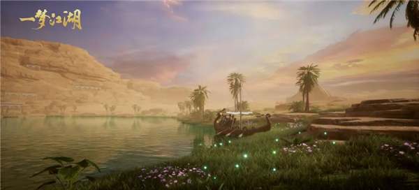 一梦江湖伽蓝场景一览 一梦江湖伽蓝场景曝光