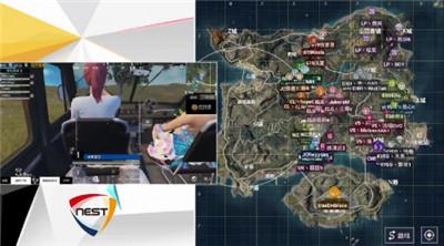《【合盈国际公司】NEST和平精英赛事结束 总决赛上演巅峰对决Dae荣获最终总冠军》