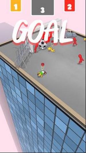 屋顶足球手游
