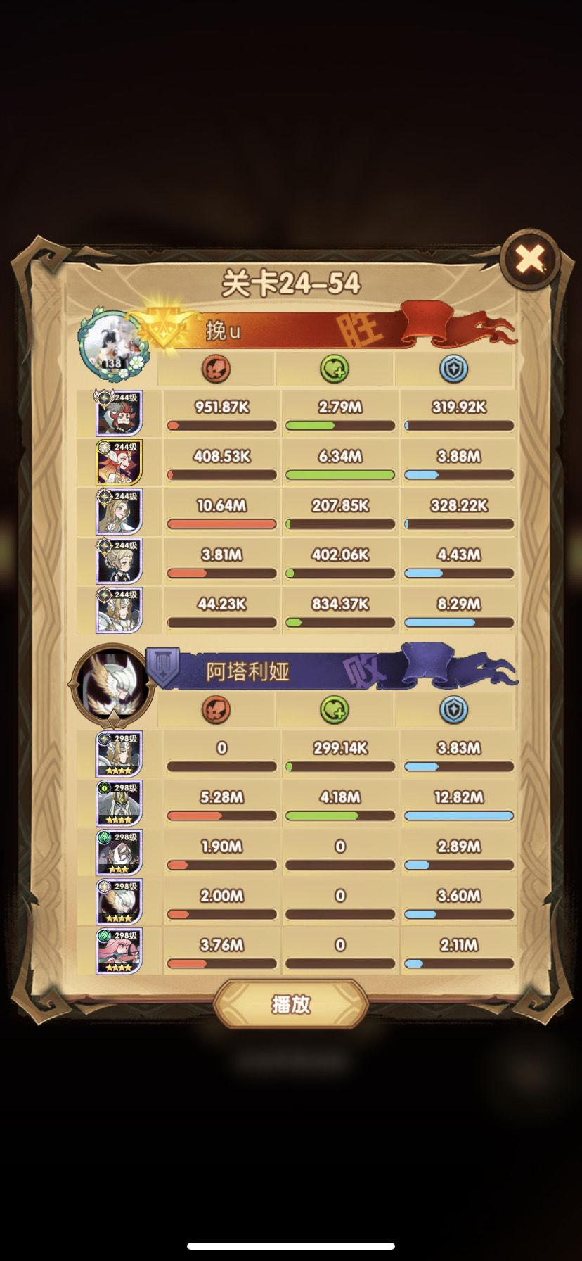 《【煜星注册地址】剑与远征24-54攻略 24-54阵容搭配及玩法一览》
