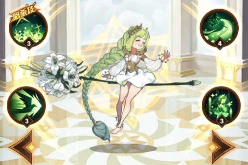 剑与远征春姬芙蕾拉评测 春姬芙蕾拉技能分析