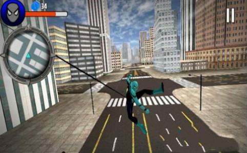 动力蜘蛛侠2游戏