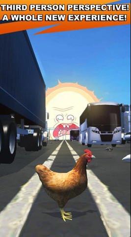 过马路的鸡之终极挑战