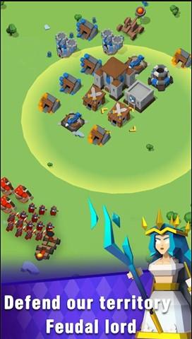 艺术战争帝国游戏