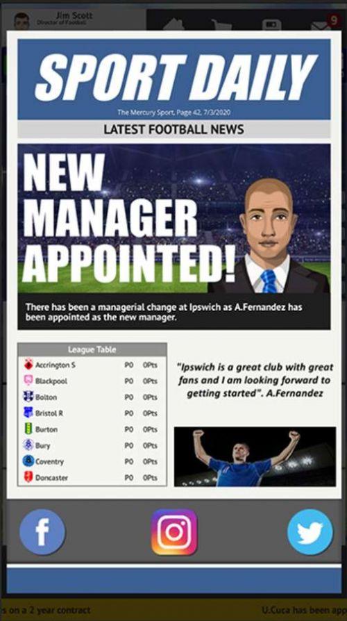 足球俱乐部经理
