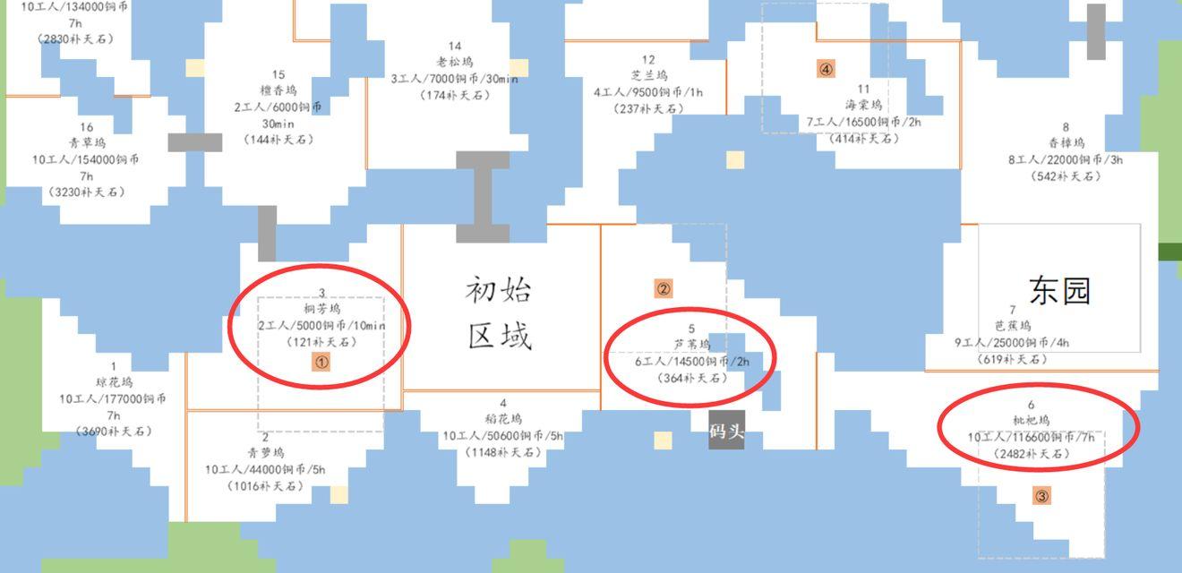 江南百景图苏州开荒攻略 苏州新手玩法教学