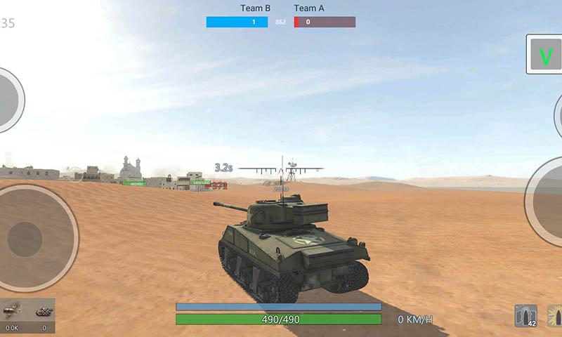 装甲纷争优化版