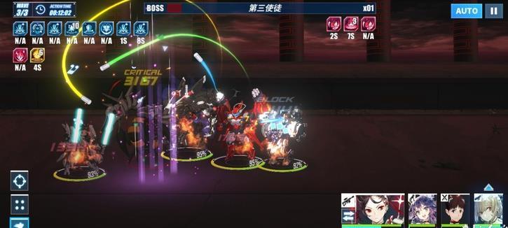 重装战姬Eva联动副本阵容搭配 Eva联动副本完美通关攻略