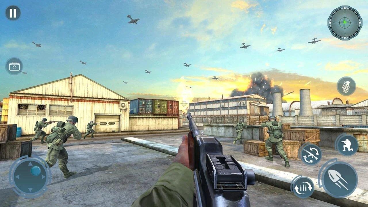 狙击世界大战