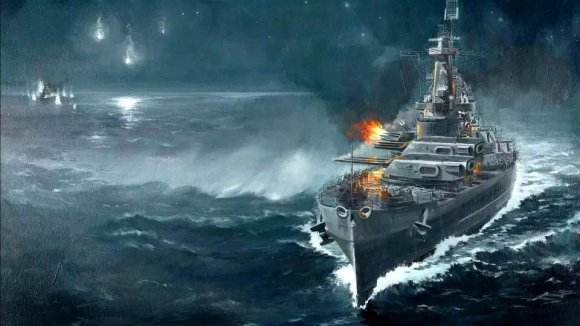 战舰联盟怎么水下侦查 水侦机制技巧攻略