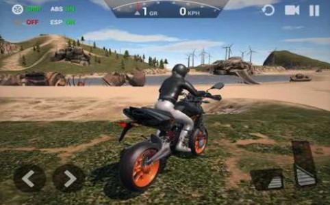 超凡摩托车游戏
