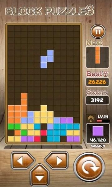 方块拼图游戏
