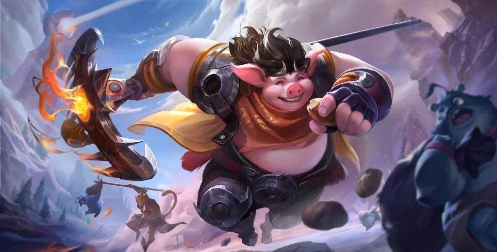 王者荣耀s20猪八戒怎么玩 新赛季末世流猪八戒玩法攻略